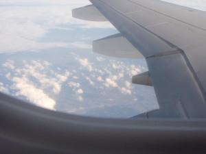 Flygplanet till Paris