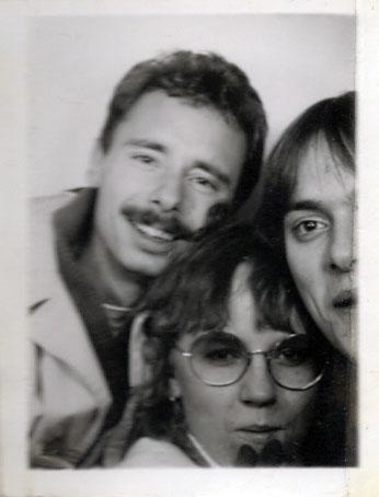 Per jag och Stefan 1983-84